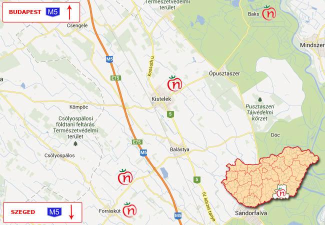 sándorfalva térkép Nemeskert Inc.   Home sándorfalva térkép